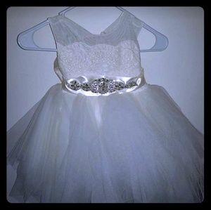 Other - Brand new little girls flower girl/communion dress